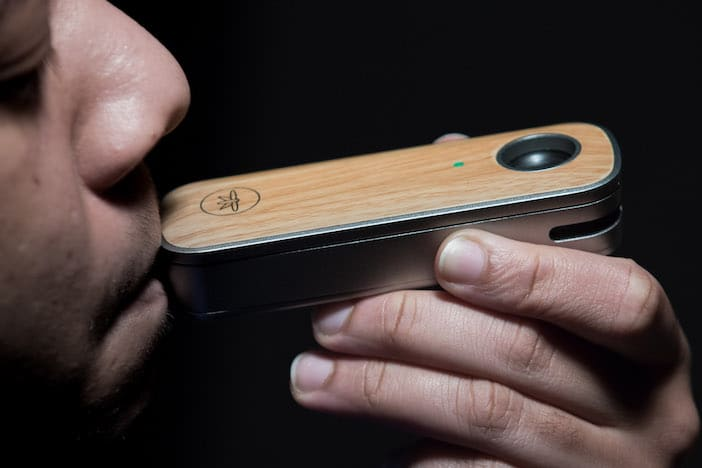 The Firefly 2 Vaporizer is Clearly From the Future - Licensed