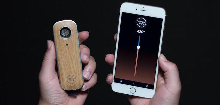 The Firefly 2 Vaporizer is Clearly From the Future