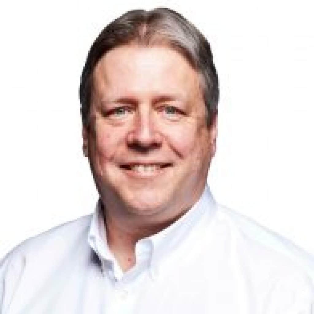 Bob Voelkner, vice president of sales and marketing