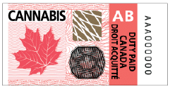 Ontario Excise Stamp