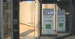 This location is one of the first of 25 cannabis retail stores that will open in Ontario.