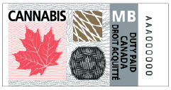 Manitoba Excise Stamp