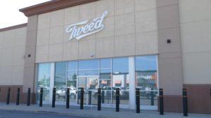 Cannabis layoffs at Manitoba Tweed stores affect 12 per cent of workforce.