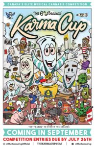 Karma Cup Comes to Toronto this weekend.