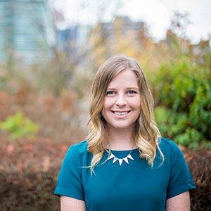 Stephanie Lake, lead researcher of cannabis for PTSD study.